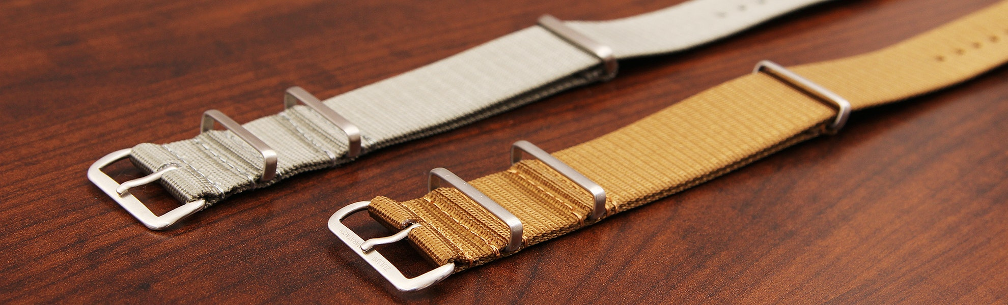Maratac MIL-NATO Watch Band (2-Pack)