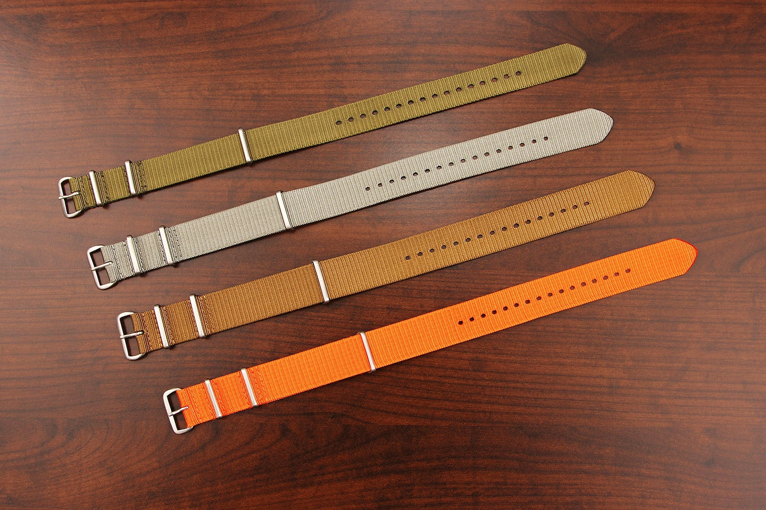 Maratac MIL-NATO Watch Band (3-Pack)