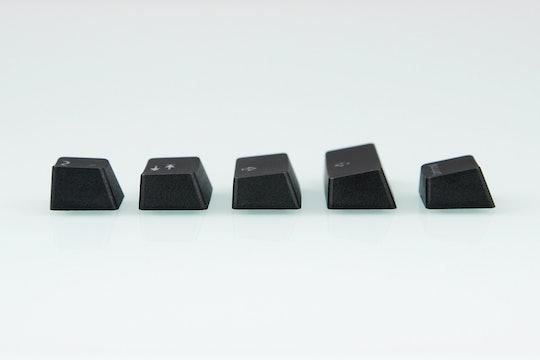 Vortex Backlit Doubleshot PBT Keycaps