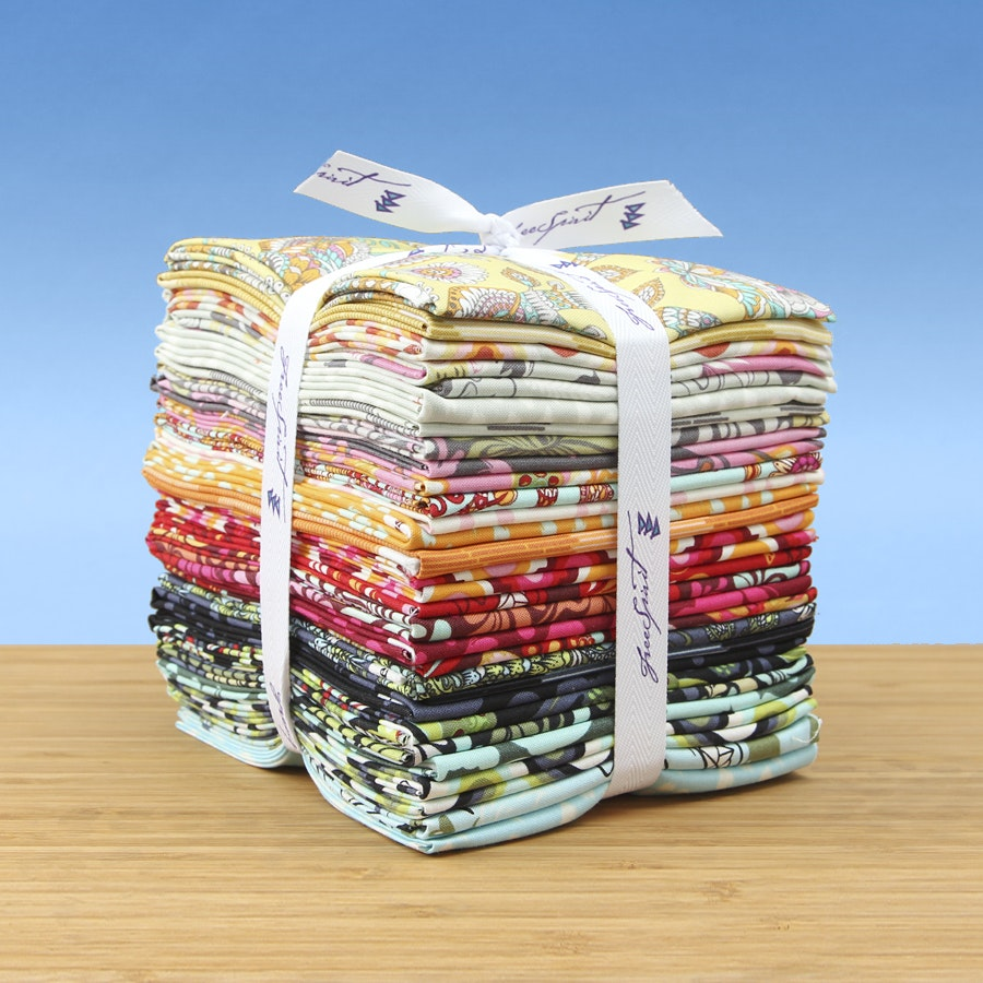 Moon Shine by Tula Pink Fat Quarter Bundle