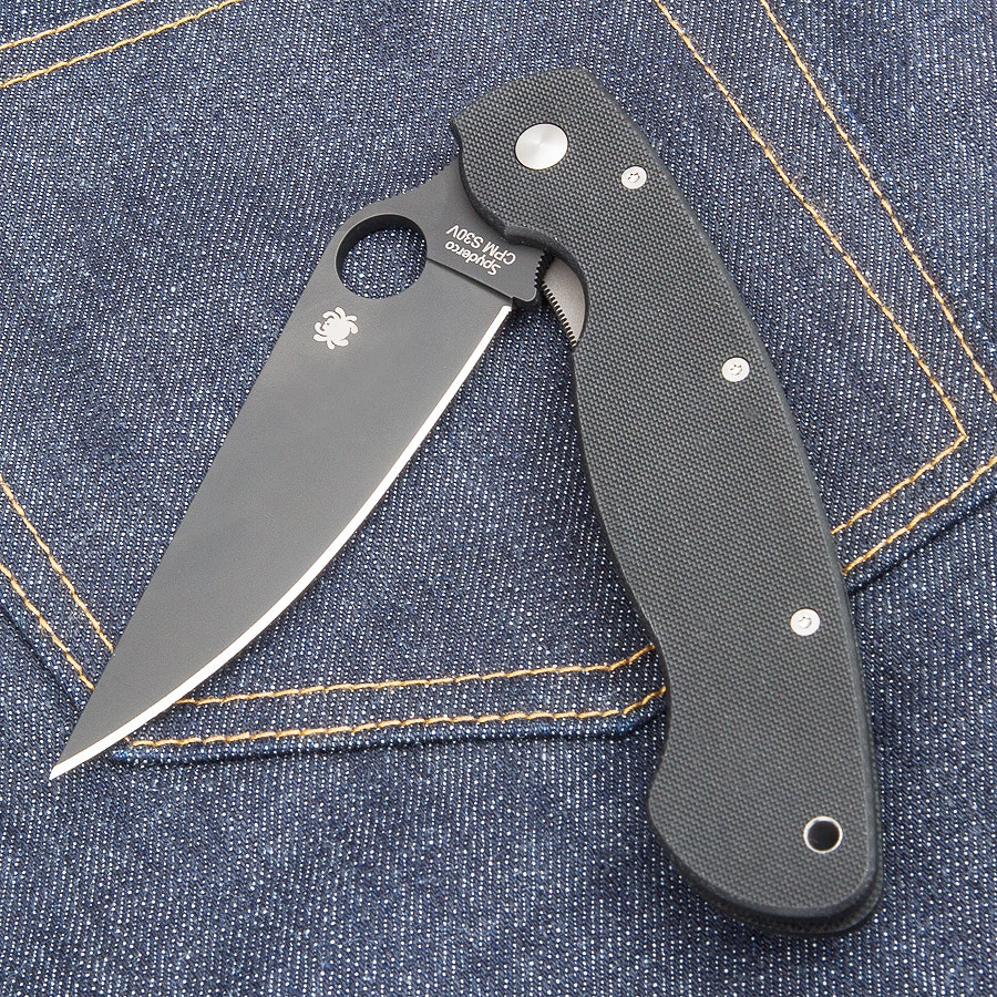 Spyderco Military Knife
