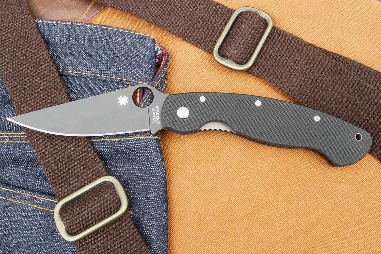 Spyderco Military Knife