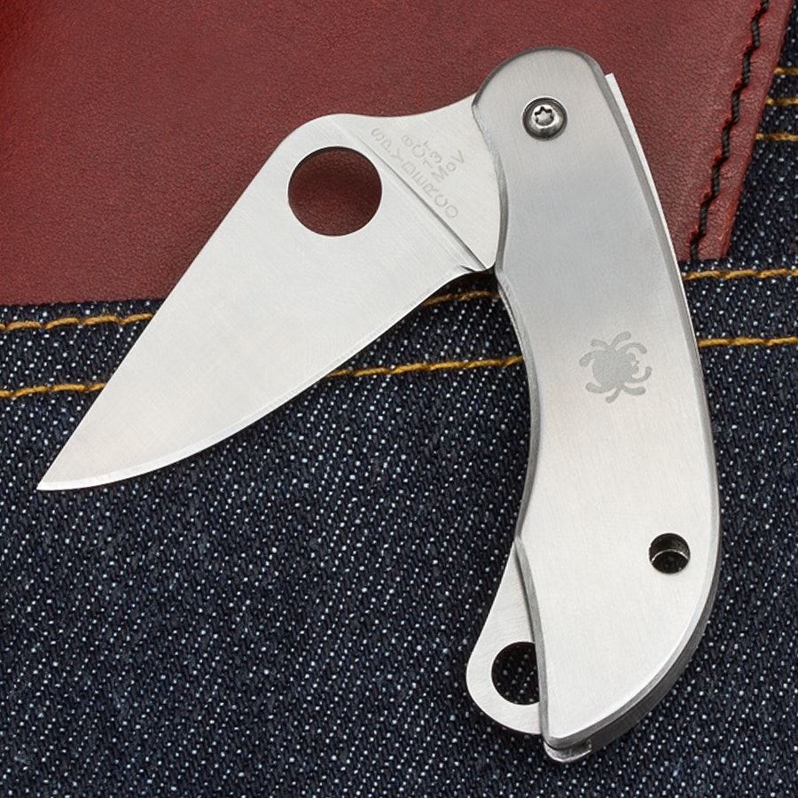 Spyderco ClipiTool Knife (2-Pack)