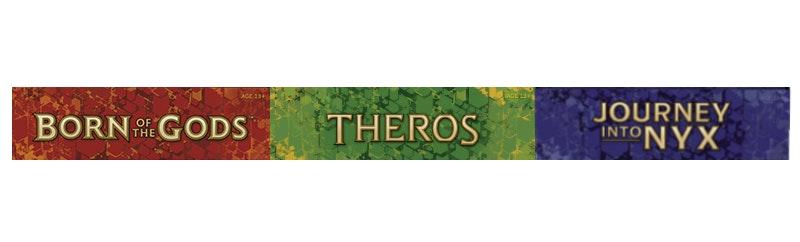Theros Block Event Deck Bundle