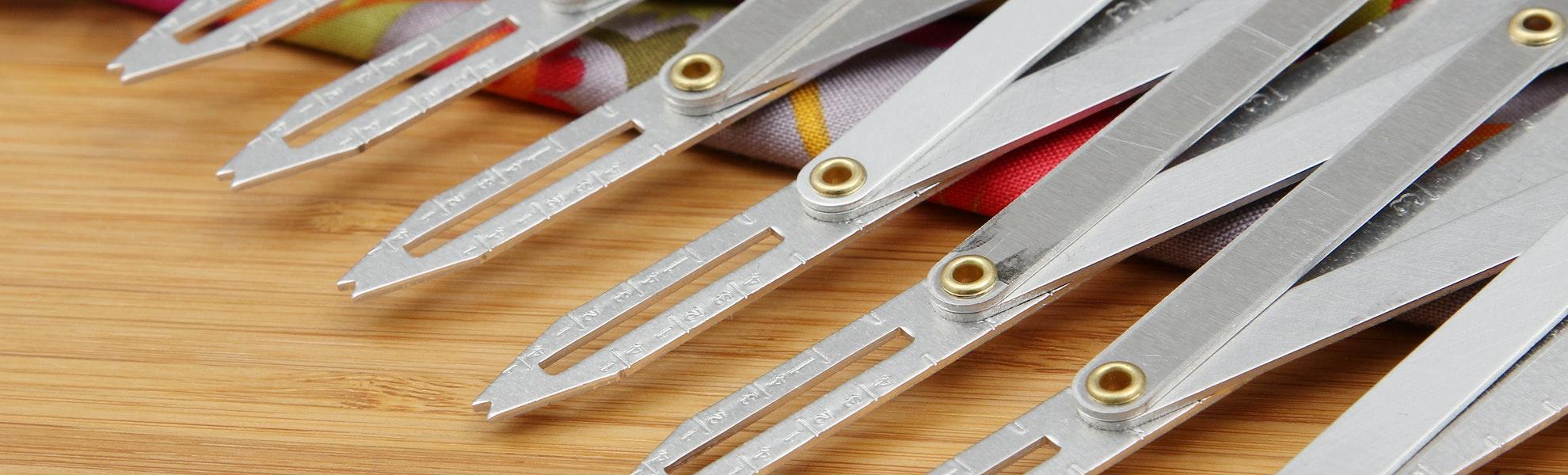 Simflex Sewing Gauge