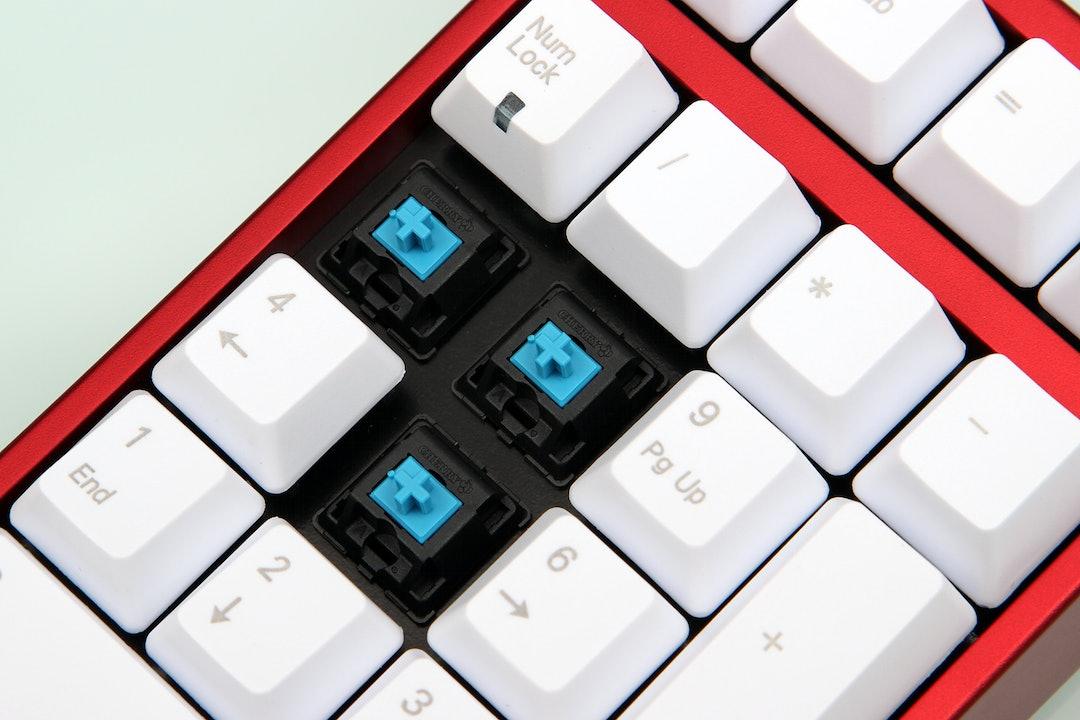 Leopold 21-Key Numeric Mechanical Keypad
