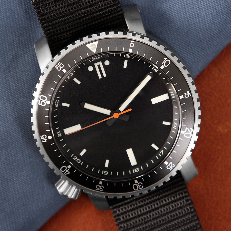 Maratac SR-1 Watch