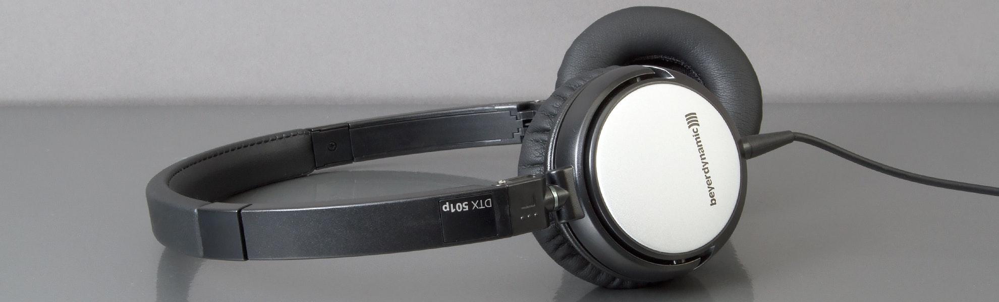 Beyerdynamic DTX 501p Headphones