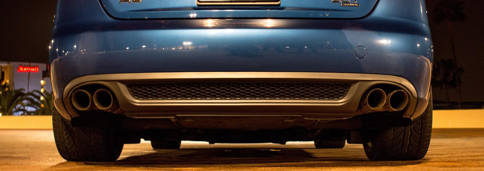 Audi A4 B8 Rear Diffuser