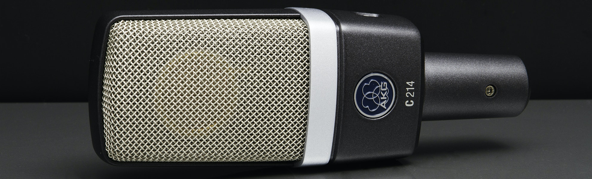 AKG C214 Professional Condenser Microphone