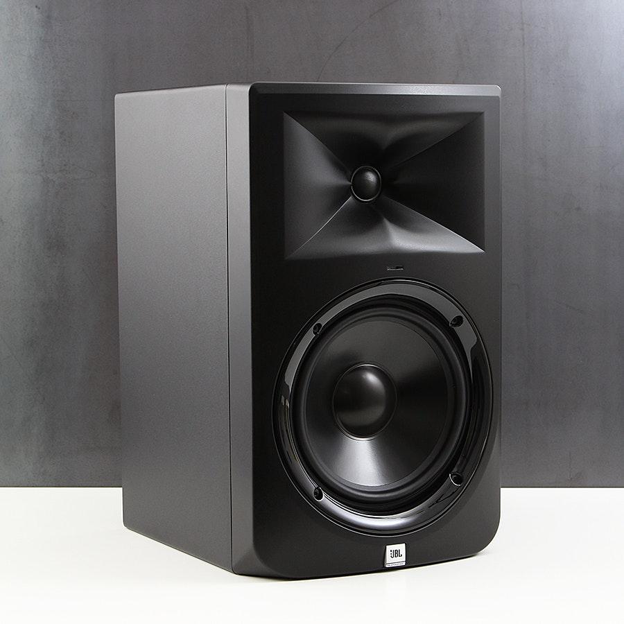 "JBL LSR308 8"" Two-Way Powered Studio Monitor"