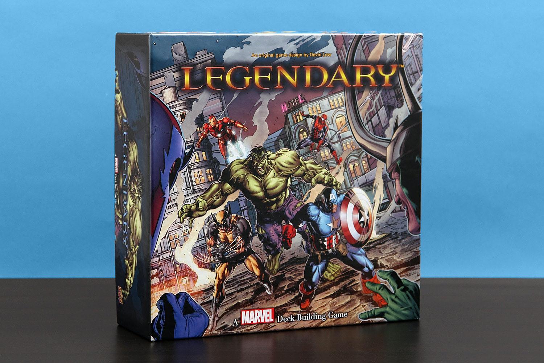 Legendary: Marvel Deckbuilding Game Bundle