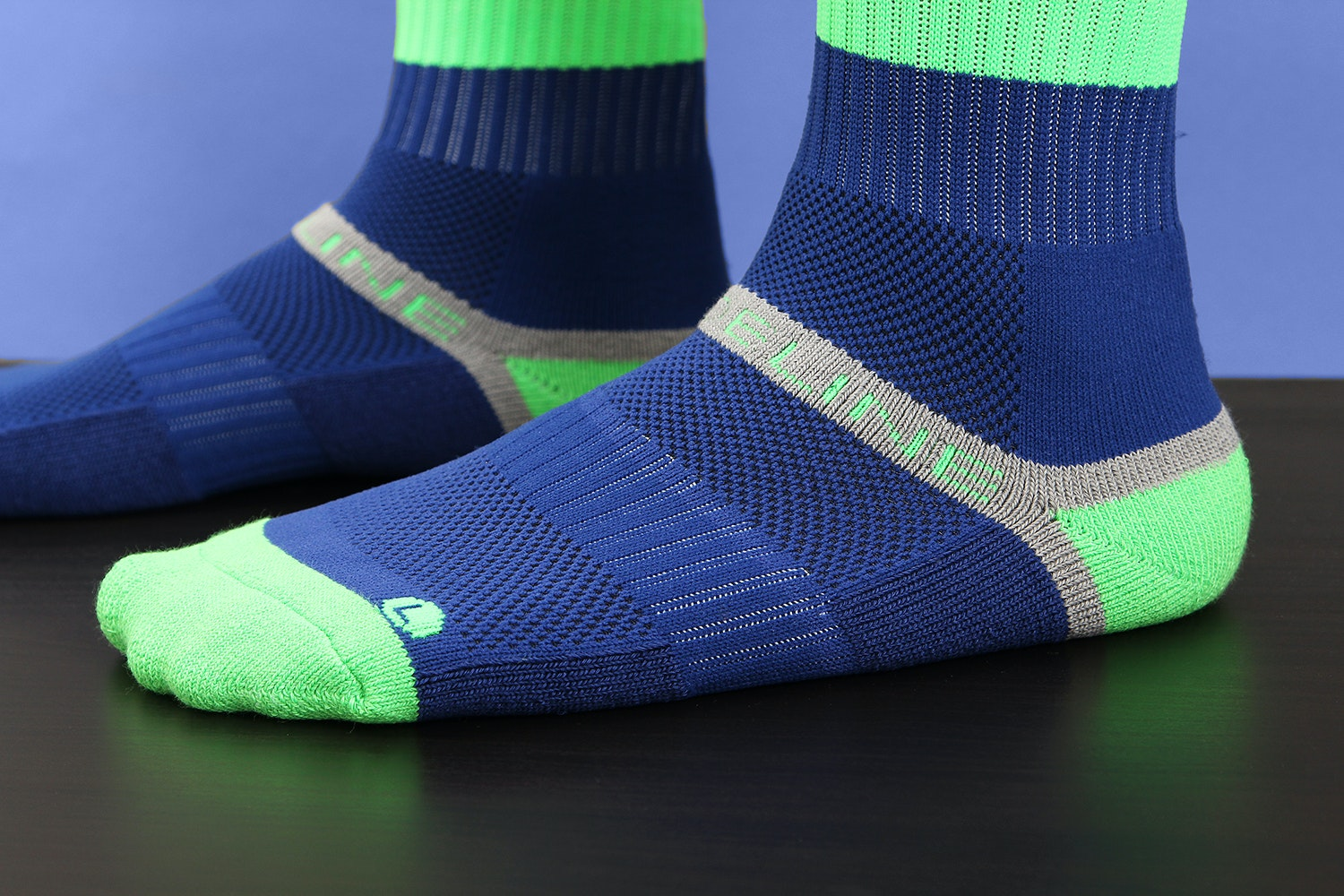 Strideline City Socks (2-Pack)