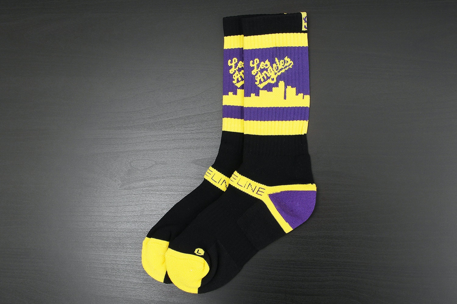 Los Angeles (Purple/Yellow)