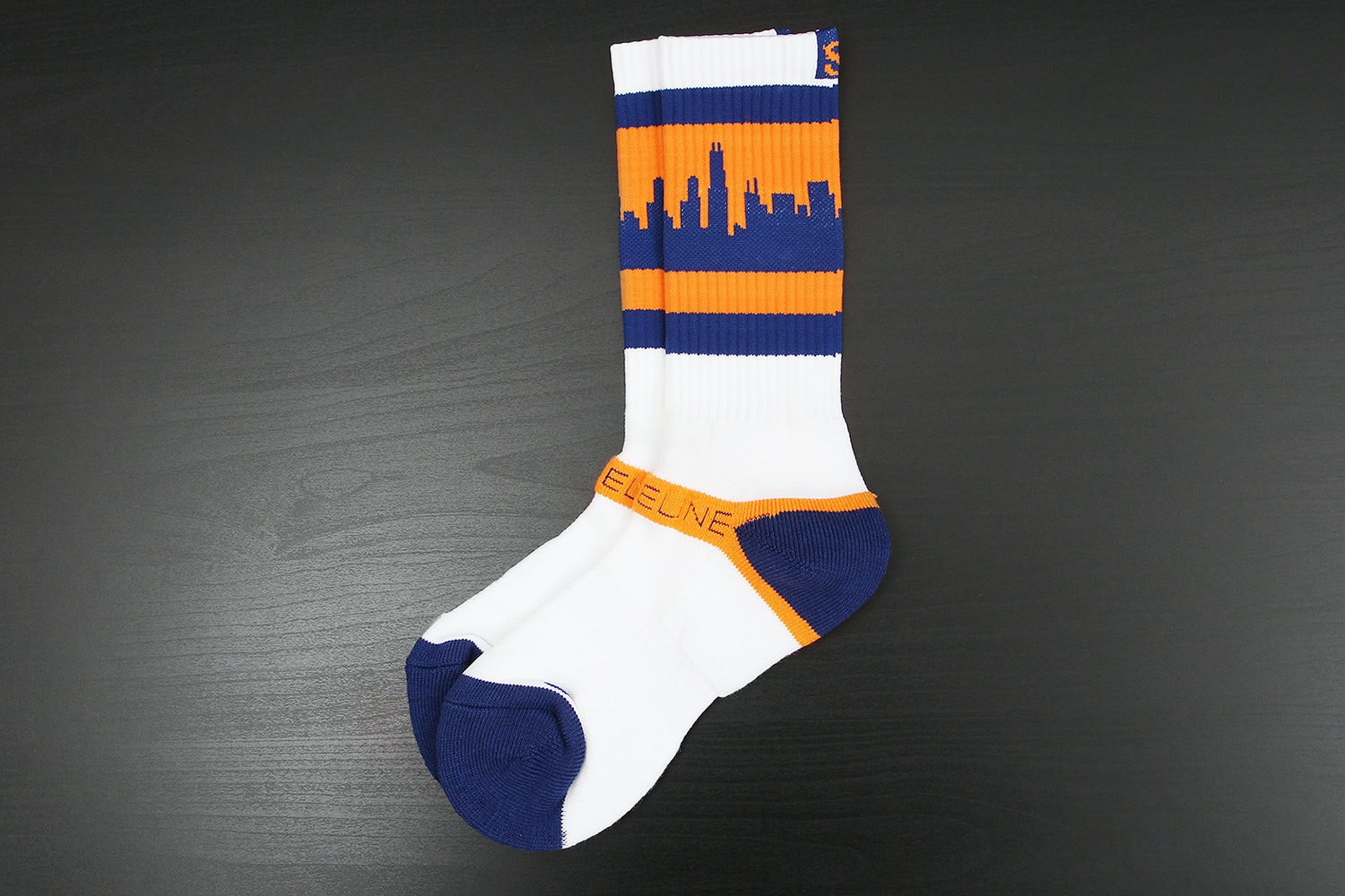 Chicago (Navy/Orange)