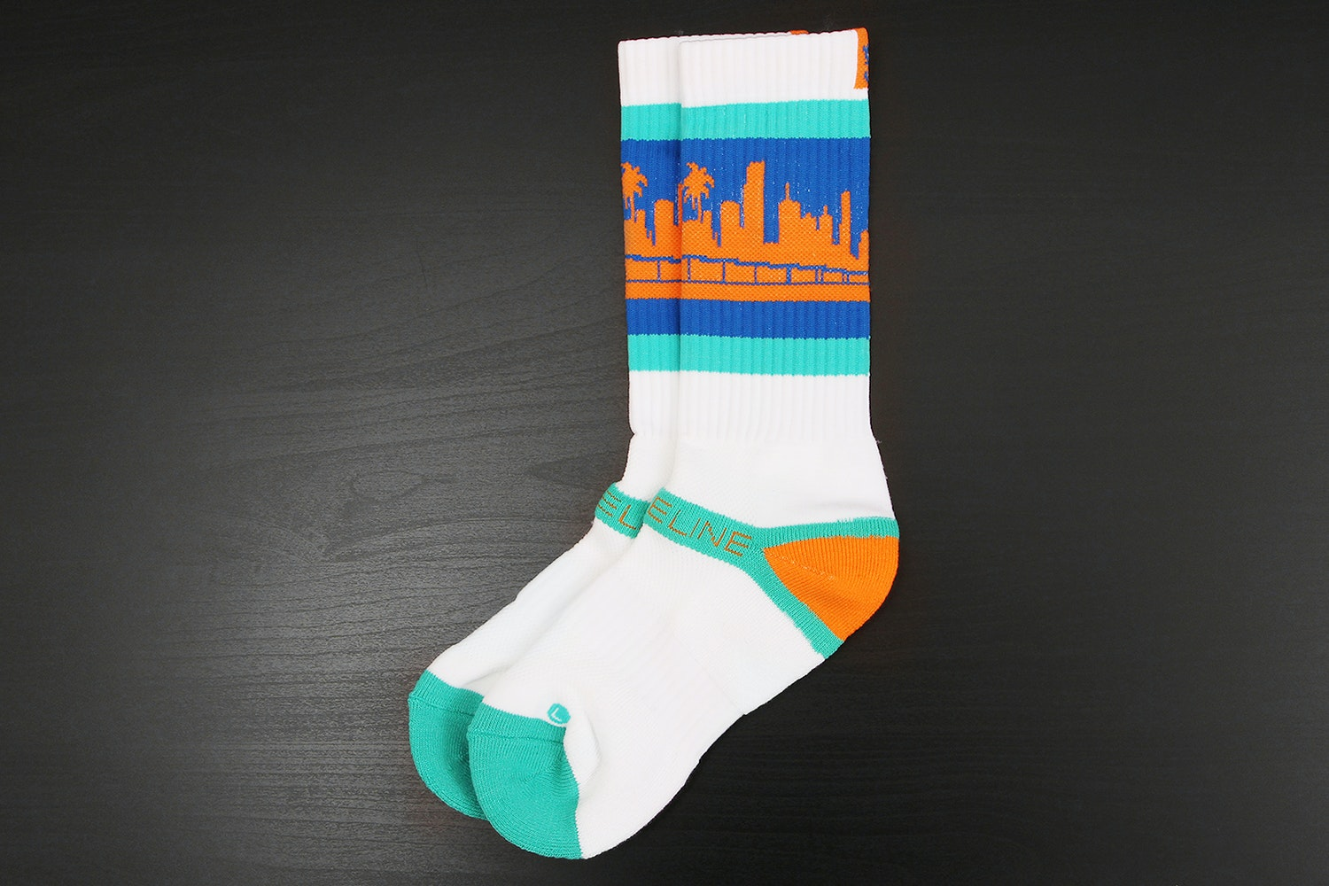 Miami (Blue/White/Orange)