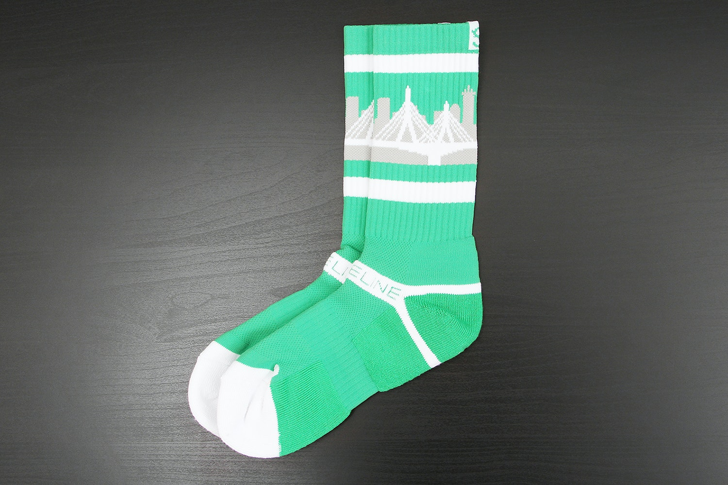 Boston (Green/White)
