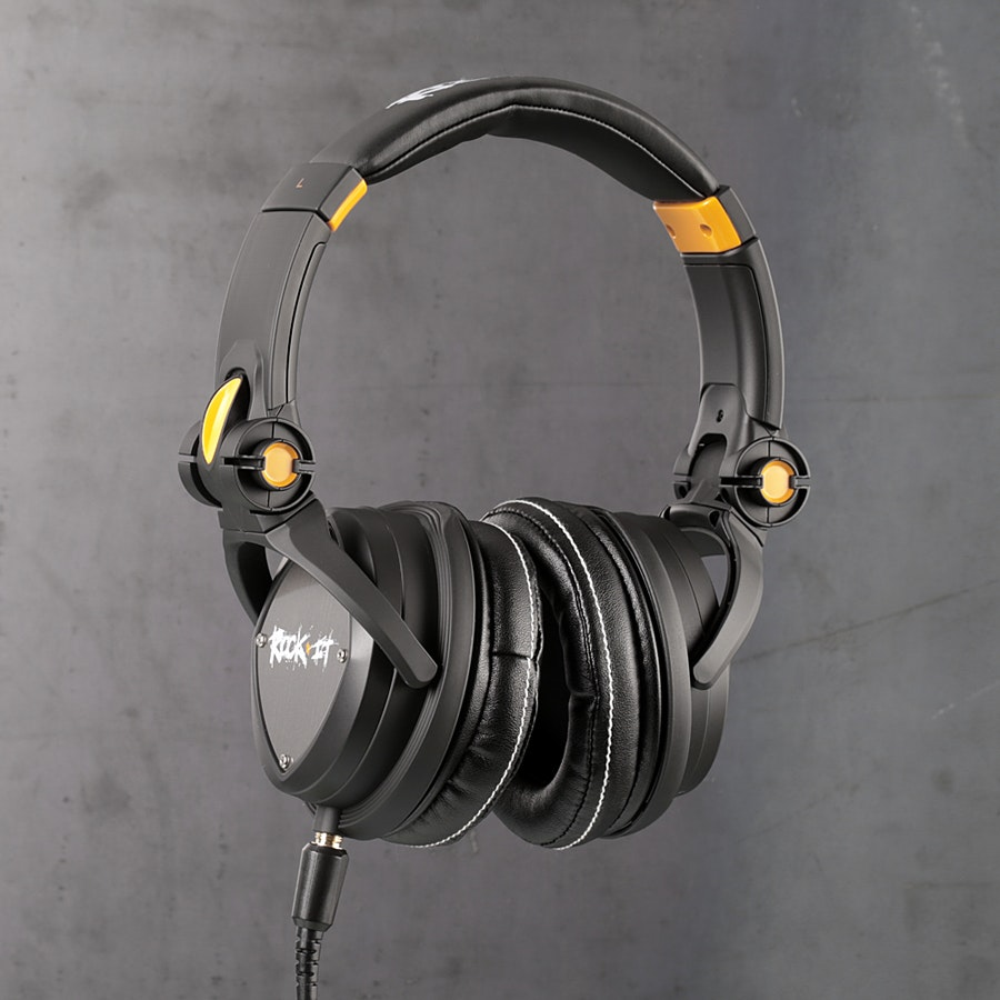 Rock-It Sounds R-DJ Headphones