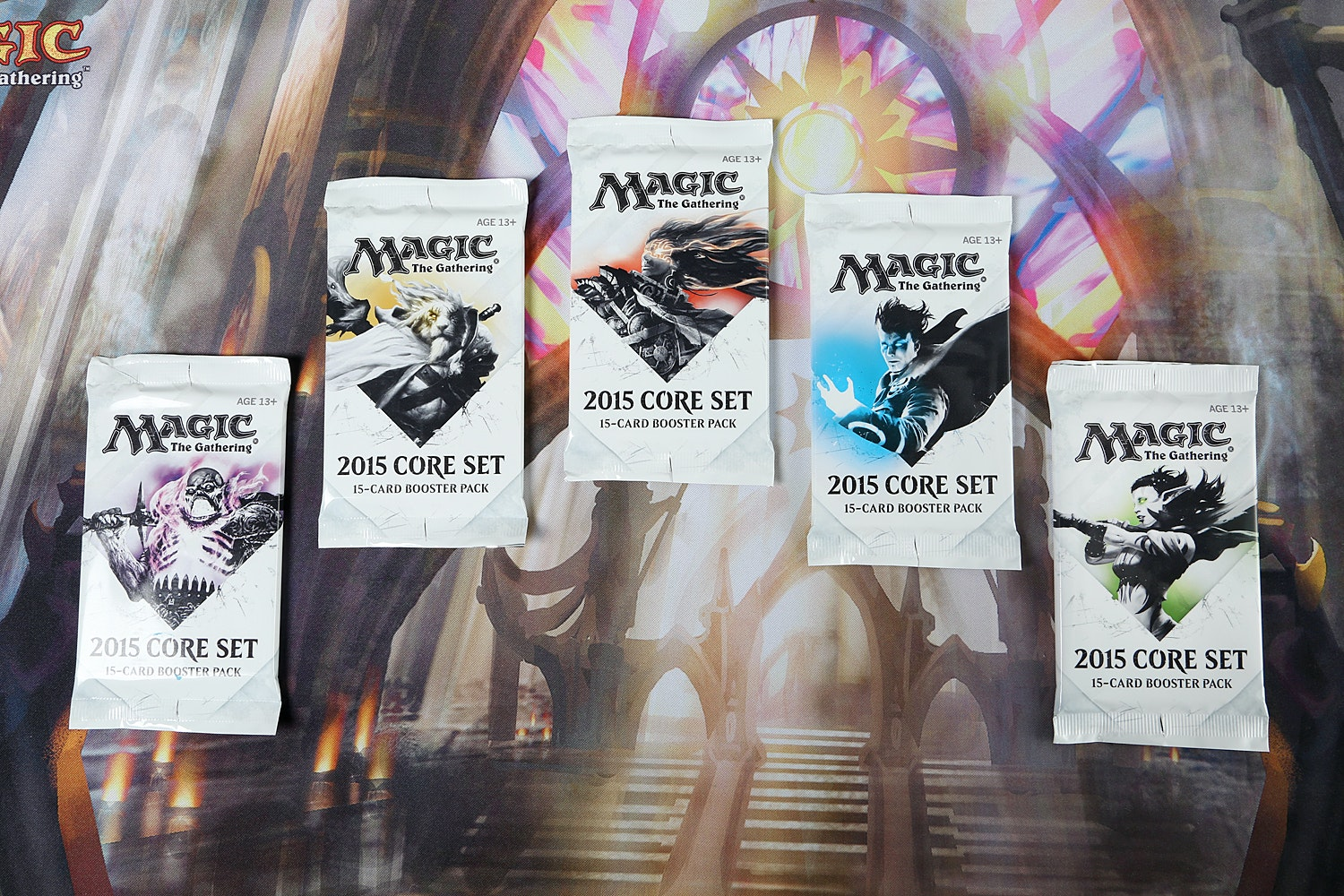 Magic 2015 Core Set Booster Box