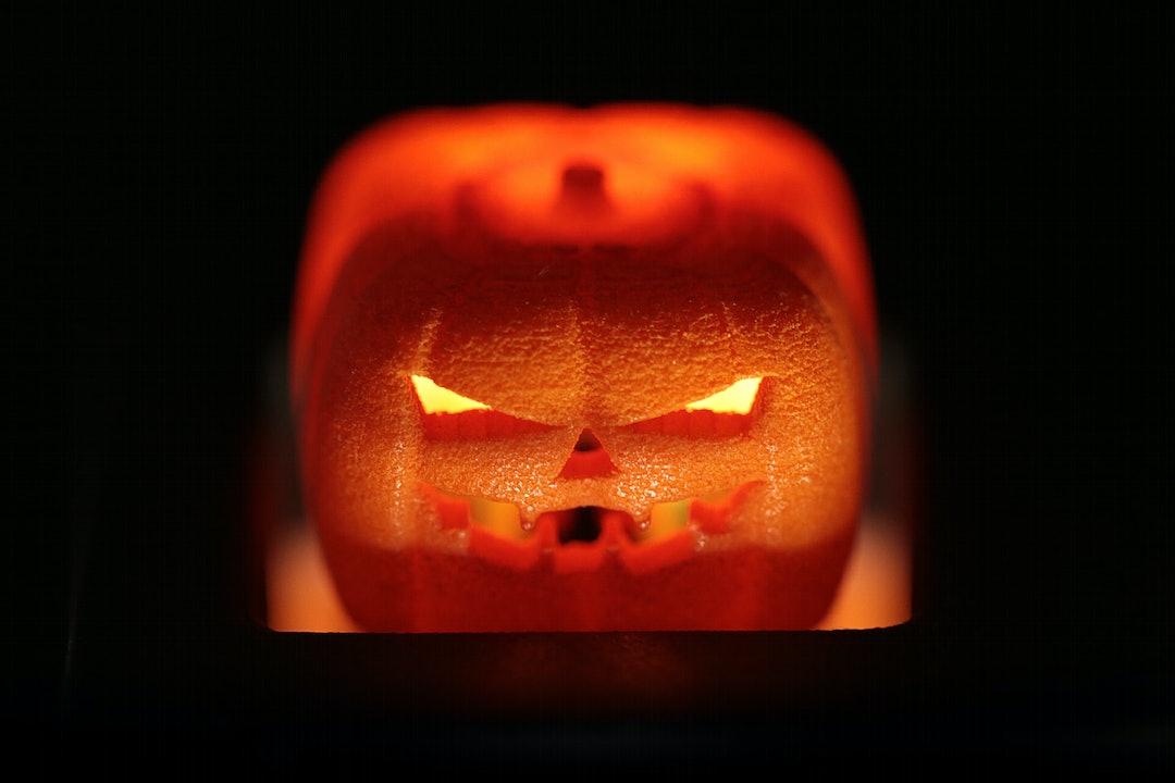 Pumpkin Keycap