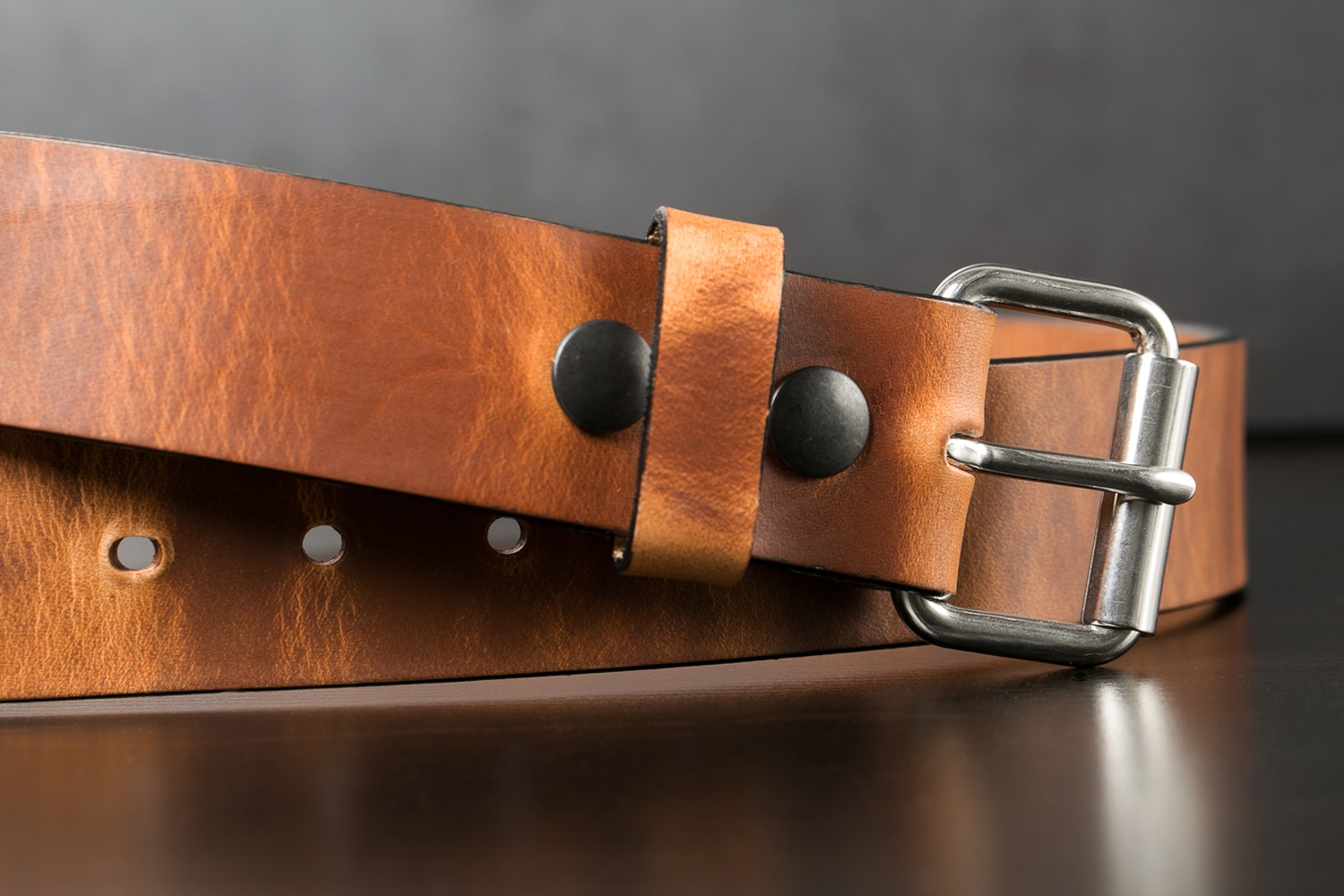 Orion Hot Dipped Tan Harness Belt