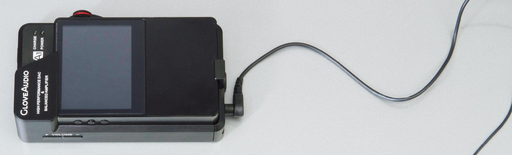 CEntrance GloveAudio A1 Amplifier