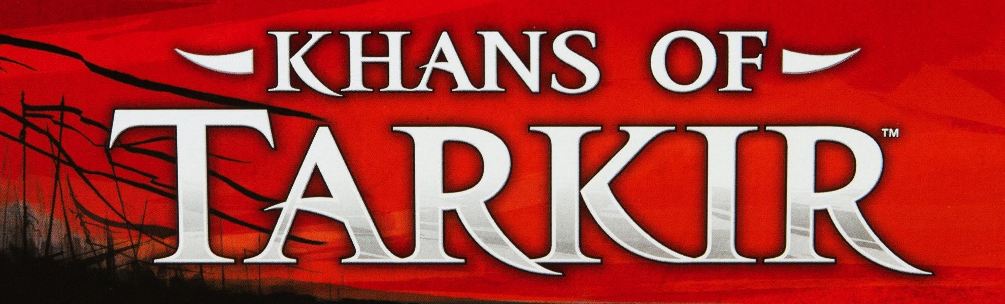 Khans of Tarkir Booster (9-Pack)