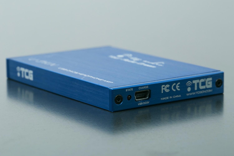 TCG U-SKIN Portable DAC/Amp