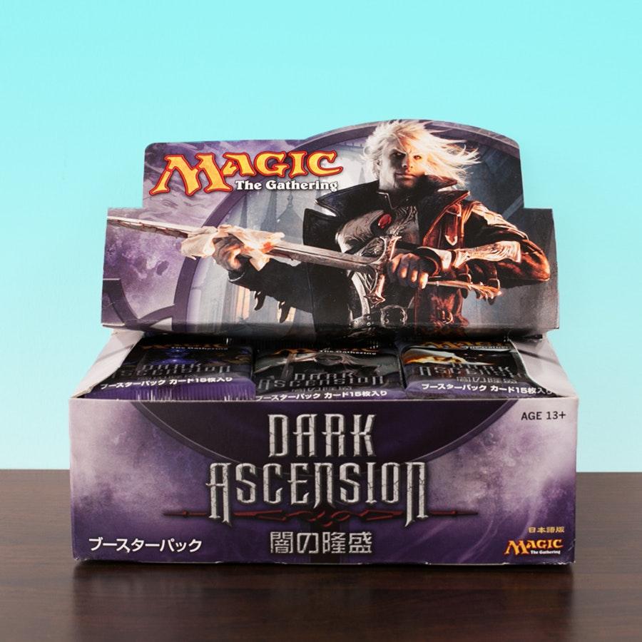 Japanese Dark Ascension Booster Box