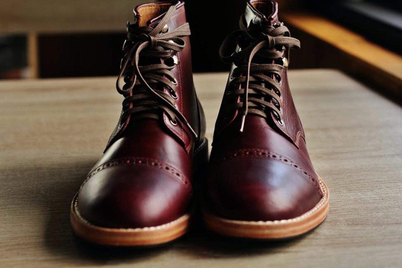 Chevalier Captoe Chromexcel #8 Boot