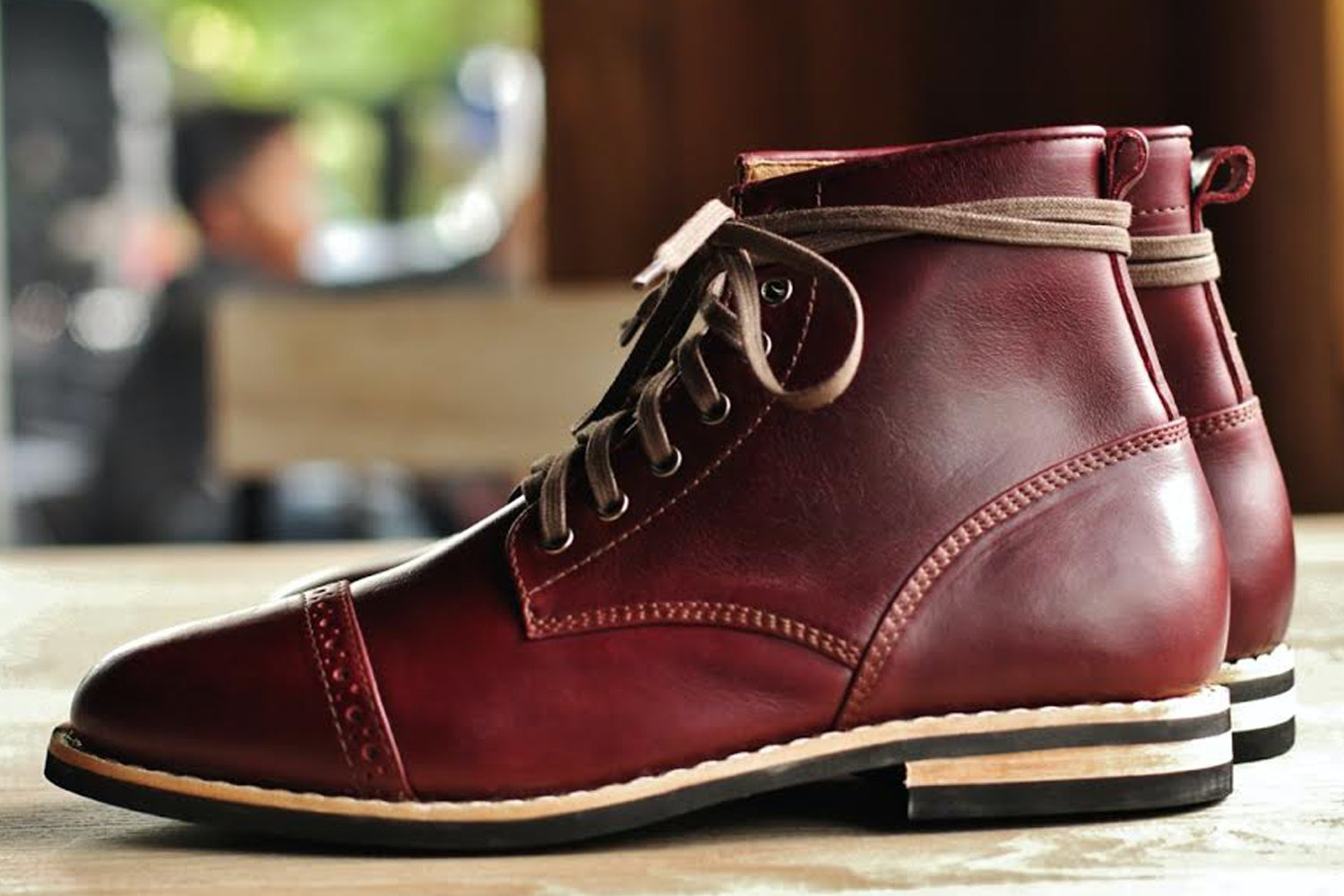 Chevalier Captoe Chromexcel #8 Boot
