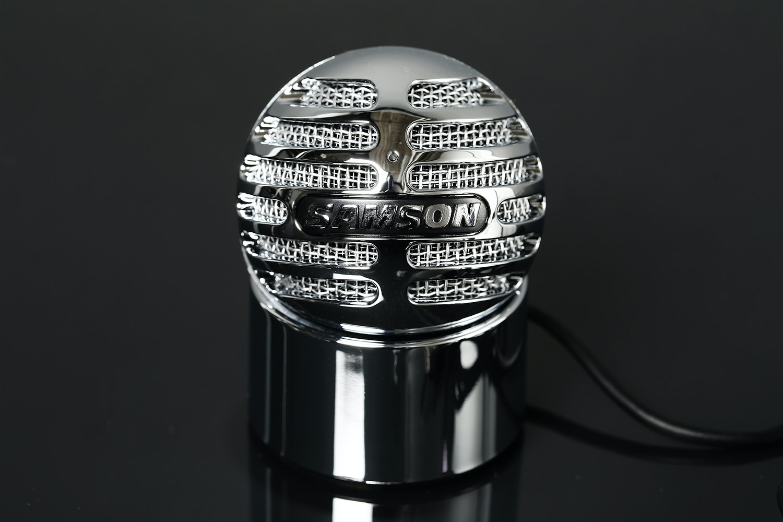 Samson Meteorite Microphone