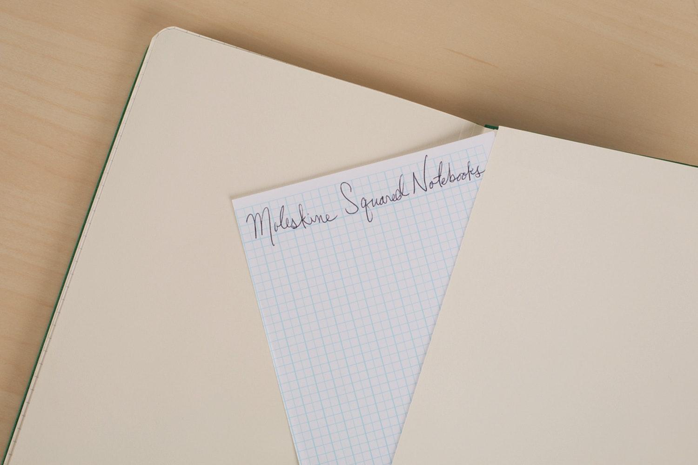 Moleskine Squared Notebook (3-Pack)