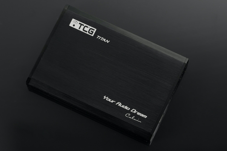 TCG Titan Portable USB DAC/AMP