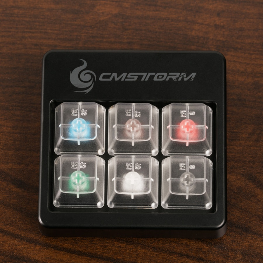 CM Storm Cherry MX Switch Tester
