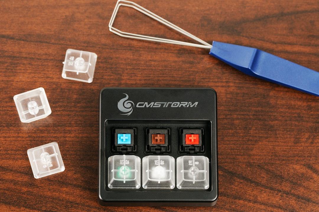 CM Storm Cherry MX Switch Tester