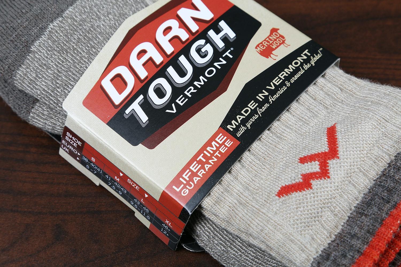 Darn Tough Hiker Micro Crew Cushion (2-Pack)