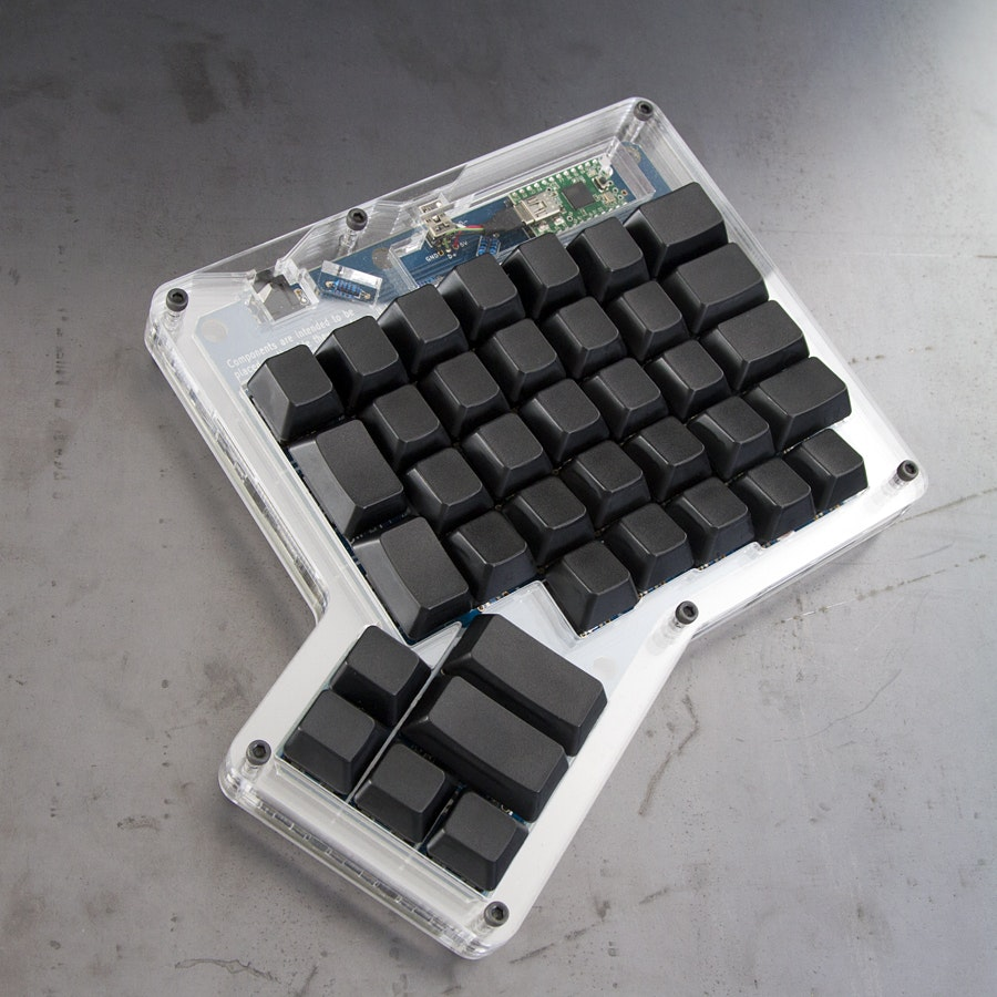 ErgoDox PBT DCS Keycaps | Price & Reviews | Drop (formerly