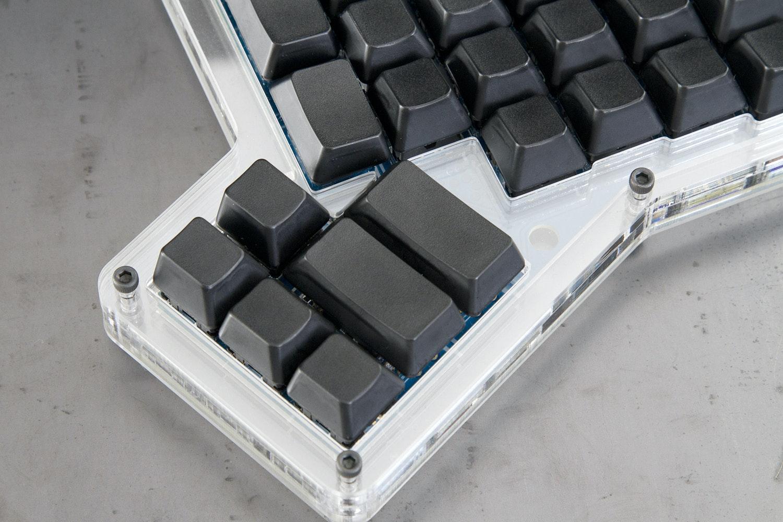 ErgoDox PBT DCS Keycaps
