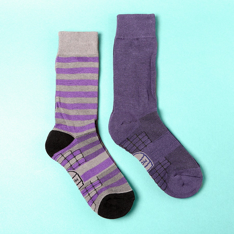 Ministry of Supply Atlas Dress Socks (2-pack)
