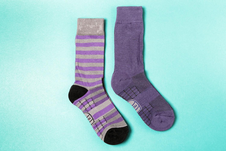 Ministry of Supply Atlas Dress Socks (2-pack)