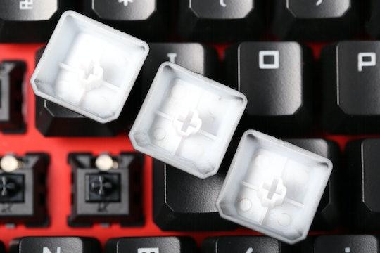 Bloody B640 Optical Keyboard