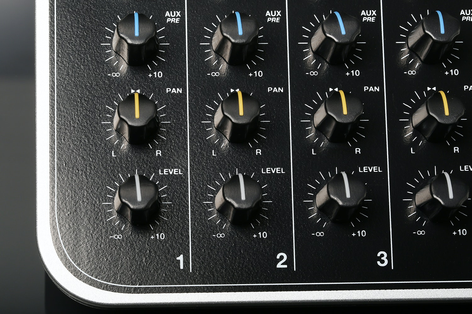 Monoprice 8-Channel Audio Mixer