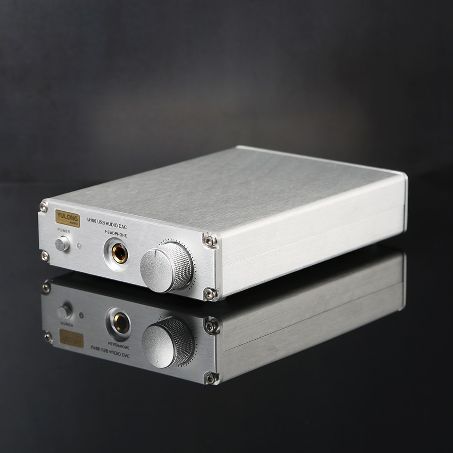 Yulong U100 Audiophile DAC/Amplifier