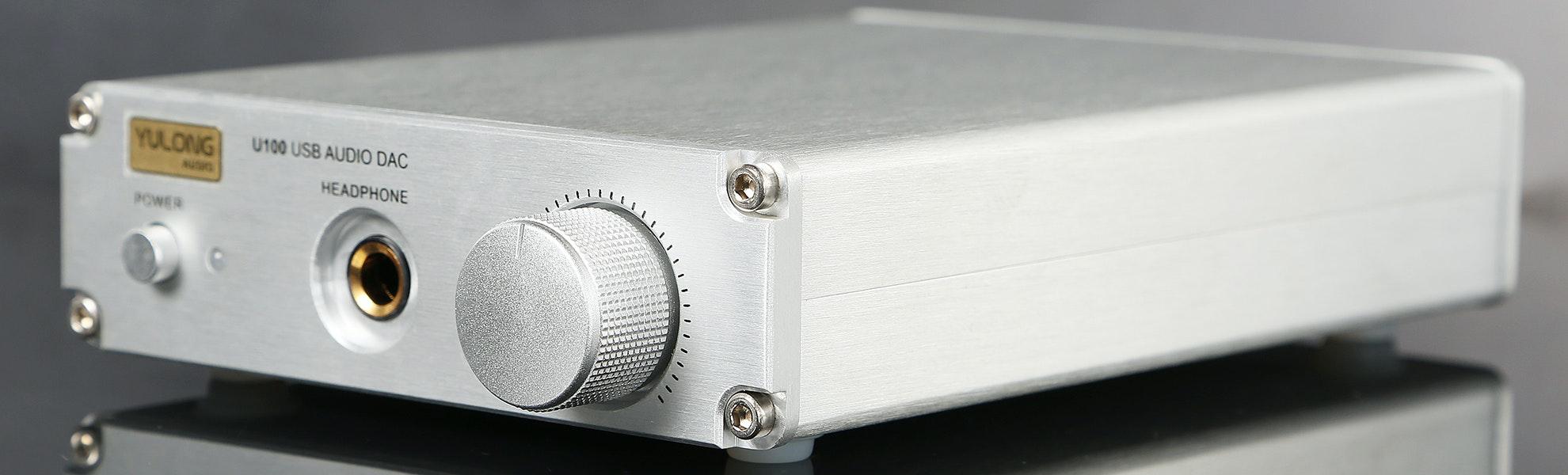 Yulong U100 Audiophile DAC/Amplifier