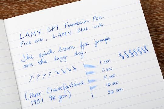 LAMY CP1 Fountain Pen