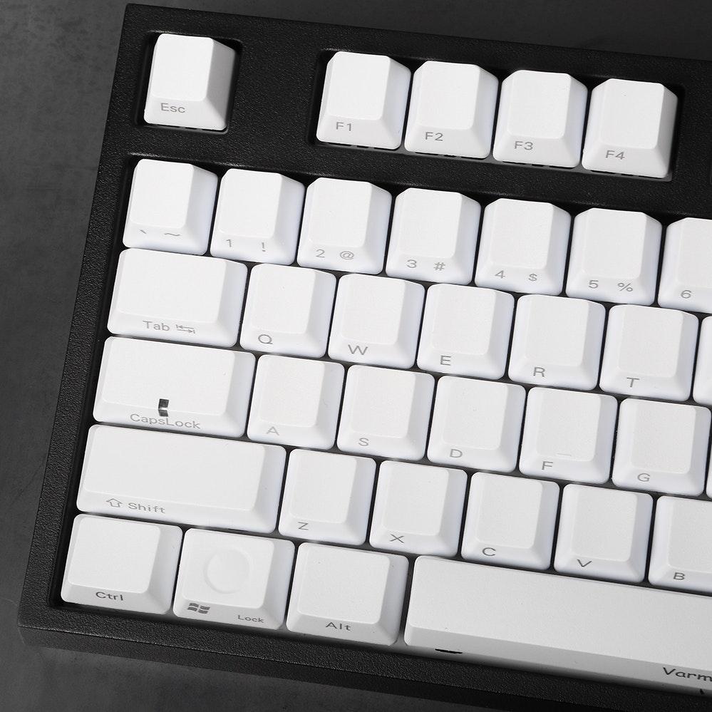 Varmilo Front Printed/Blank Keycaps