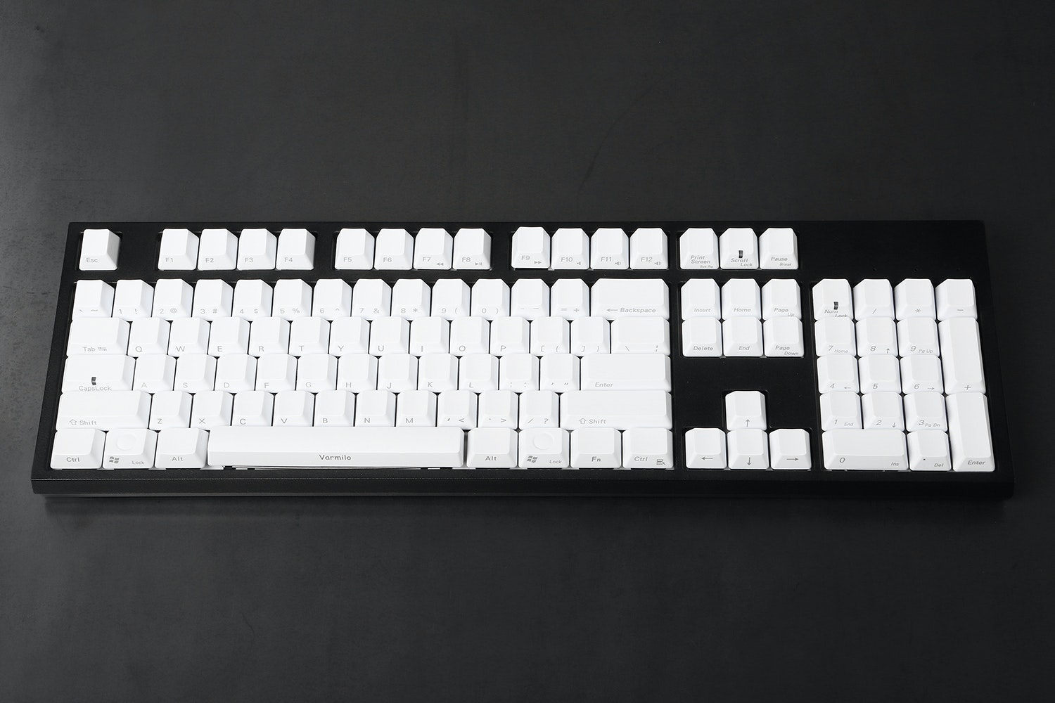 Varmilo Front Printed/Blank Keycaps