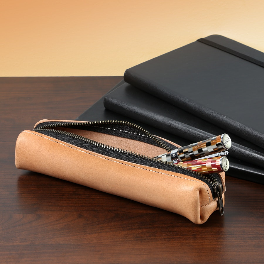 Ferdinand's Leather Pencil Case