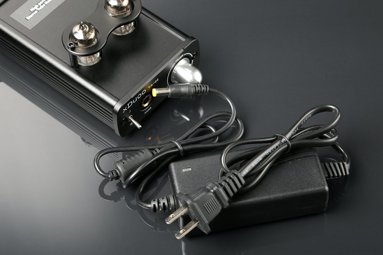 xDuoo TA-02 Tube Amp